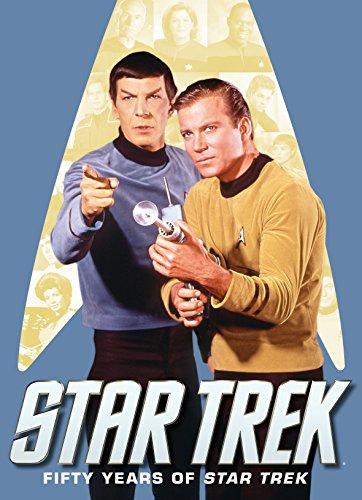 Star Trek: Fifty Years of Star Trek por Titan