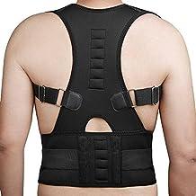 Chaleco de espalda, corrector de postura, terapia con imanes