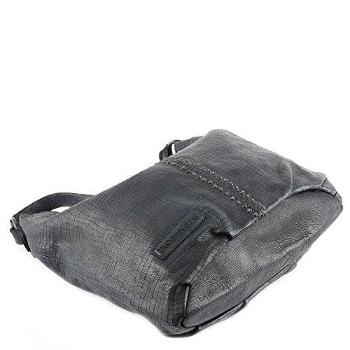 TaschendiebTD0740 - Borse a Tracolla Donna black_anthracite, schwarz