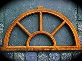 Antikas | Eisenfenster Für Gartenmauer | Stallfenster Aus Gusseisen | Garagenfenster Wie Antik