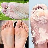 12shage Fußmaske Dead Skin Peeling Cuticles Feet Pflege