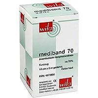 MEDIBAND 70KURZZ 5MX10CM H, 1 St preisvergleich bei billige-tabletten.eu