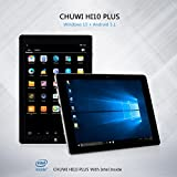 CHUWI HI10 PLUS 10.8'Zoll Tablet PC 1920*1280 Win10+Android5.1 Dual System Intel Z8350 Quad Core 1.44GHz 4GB RAM/64GB ROM 2,0MP Dual Kamera WIFI BT External 3G Tablet OTG G_sensor HD Tablet