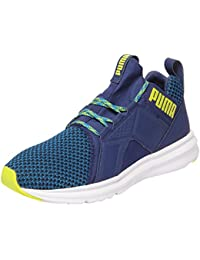Puma Men's Enzo Terrain Blue Running Shoes - 9 UK/India (43 EU)(19001901)