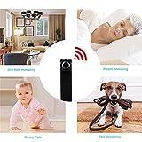GreatFunDrahtlose Kamera für den Innenbereich Home Security Mini-Kamera - Mini-Kamera - Sportkamera - Extra Lange Standby - Mini-Bewegungskamera - Mini-Bewegungskamera