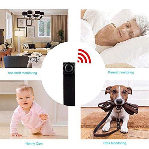 GreatFunDrahtlose Kamera für den Innenbereich Home Security Mini-Kamera - Mini-Kamera -...