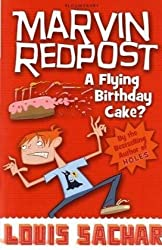 A Flying Birthday Cake? (Marvin Redpost) by Louis Sachar (2010-06-21)