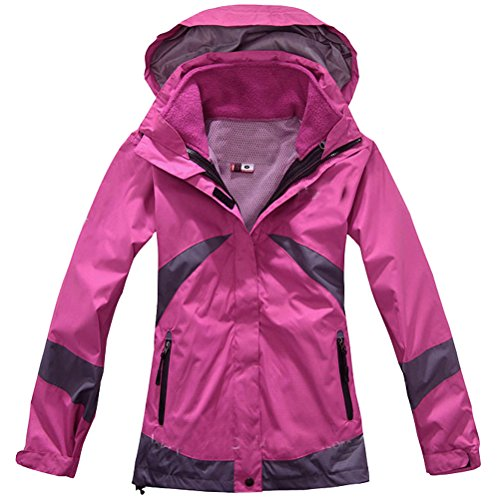 Laixing Alta qualità Buena Calidad Outdoor Waterproof Climb Mountaineering Hoodies Womens Leisure Jackets GG104