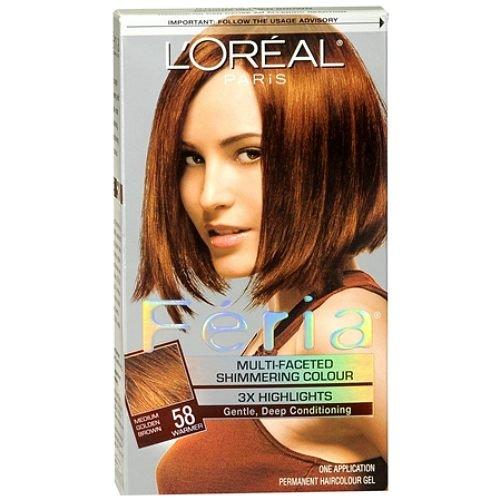 loreal-feria-haircolor-bronze-shimmer-58-1-ea-by-loreal-paris
