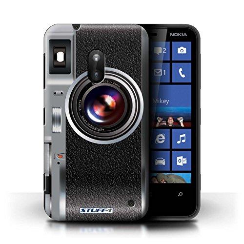 Kobalt® Imprimé Etui / Coque pour Nokia Lumia 620 / Instantanée Retro conception / Série Appareil Photo Millésime