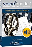 Voice Reader Studio 15 Svensk / Swedish - Professional Text-to-Speech Software