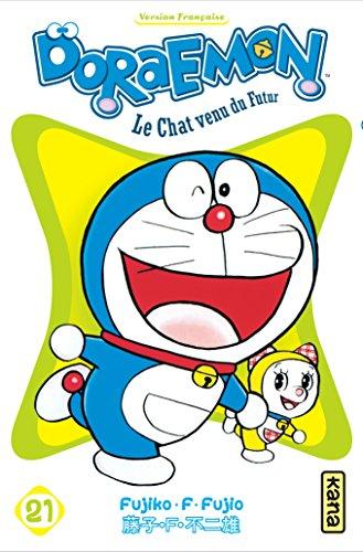 Doraemon, tome 21
