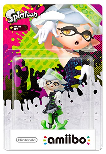 Price comparison product image Splatoon Marie Amiibo (Nintendo Wii U/Nintendo 3DS)