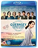 Locandina The Guernsey Literary And Potato Peel Pie Society [Edizione: Regno Unito]
