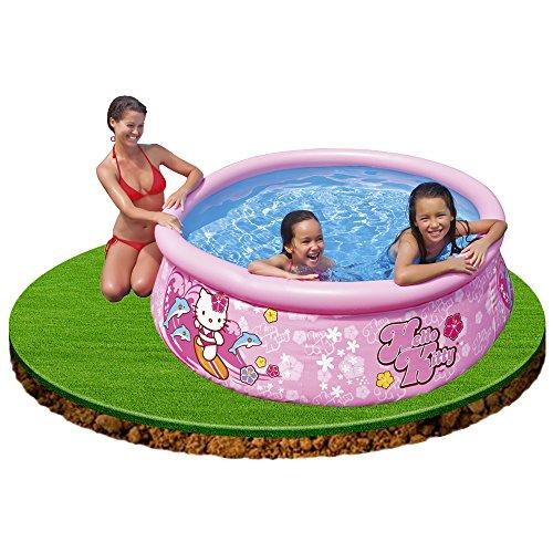 Intex piscina hinchable intex hello kitty 183x51 cm for Piscina hinchable intex
