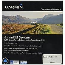 Garmin EIRE Discoverer Noordwest-Ierland Kaart microSD-kaart