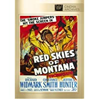 Red Skies of Montana by Richard Widmark