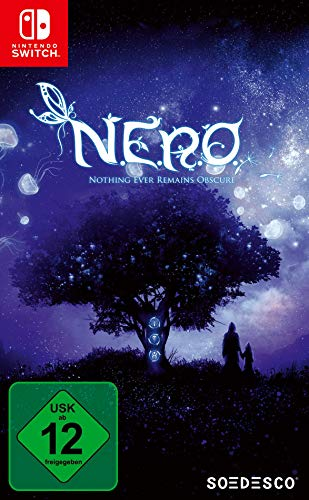 N.E.R.O. Nothing Ever Remains Obscure (Nintendo Switch)