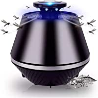 Oysteo Chemical Free and Kids Safe LED Mosquito Killer Machine (Black)