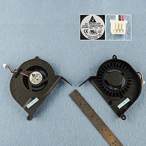 Kompatibel für Samsung RV411, RV415, RV420, RV509, RV511 RV515 Lüfter Kühler Fan Cooler