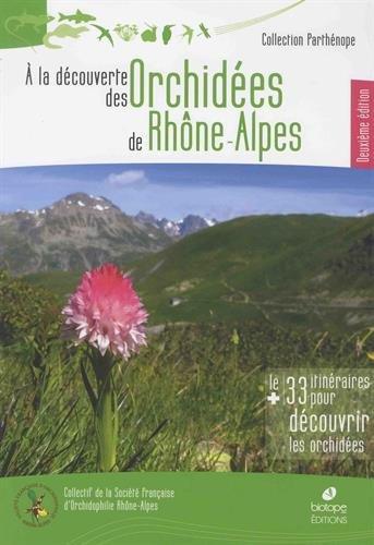 A la découverte des orchidées de Rhône-Alpes