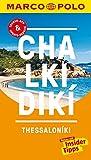 MARCO POLO Reiseführer Chalkidiki: Reisen mit Insider-Tipps. Inklusive kostenloser Touren-App & Update-Service - Klaus Bötig