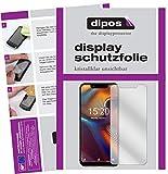 dipos I 2X Schutzfolie klar passend für Umidigi A3 Pro (2018) Folie Bildschirmschutzfolie