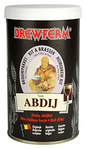 Radis et Capucine 030660 DIY Extrait Malt Bière Brun Abbaye pour Brassage Multicolore 10 x 10 x 18 cm 9 L