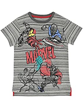 Marvel Camiseta Para Niño - Avengers
