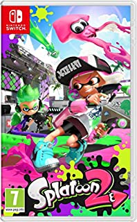 Splatoon 2 (Nintendo Switch) (B01MUA0BIL) | Amazon Products