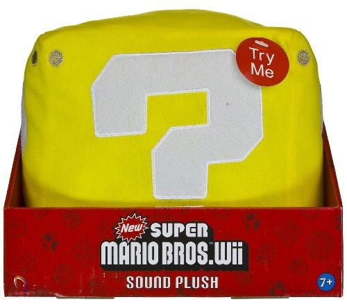 Global Holdings Mario Bros. Wii Ton Plüsch Series Stofftier - 7