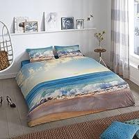 housse de couette mer sets de housses de couettes couettes et housses de cou. Black Bedroom Furniture Sets. Home Design Ideas