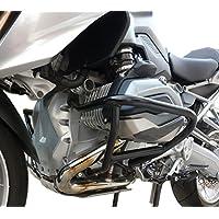 paracilindri-paramotore Tubular de hierro barnizado negro–BMW R 1200GS LC 2018
