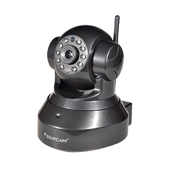 Vstarcam IP Camera, 720P HD WiFi Security Camera Surveillance Security  System Video Recording Sonic Recognition P2P Pan Tilt Remote Motion Detect