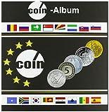 Safe 8558 Münzensammelalbum für Münzen aus aller Welt