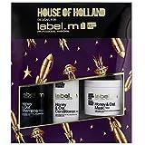 Label. m House of Holland Honig und Hafer Verwöhnende Trio