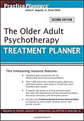The Older Adult Psychotherapy Treatment Planner (PracticePlanners) by Deborah W. Frazer (2012-01-20)