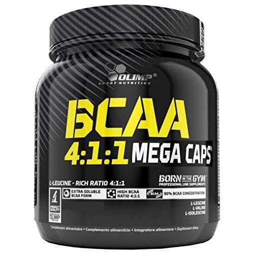 OLIMP BCAA 4:1:1 Mega Caps, 300 Kapseln