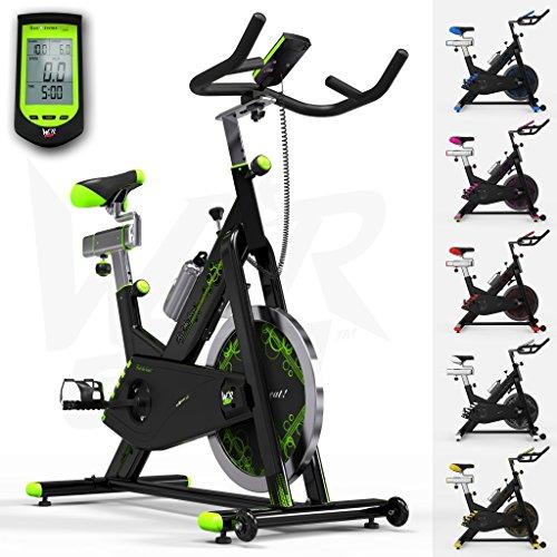 RevXtreme Indoor Aerobic Exercise Bike / Cycle Fitness Cardio Workout Machine -...