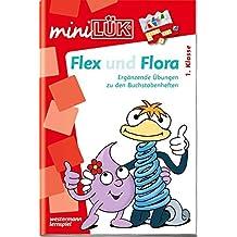 miniLÜK: Flex und Flora: Ergänzende Übungen zur Fibel