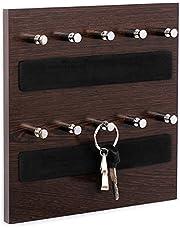Bluewud Key Hold - Wall Mounted Key Chain Hanging Board/Box