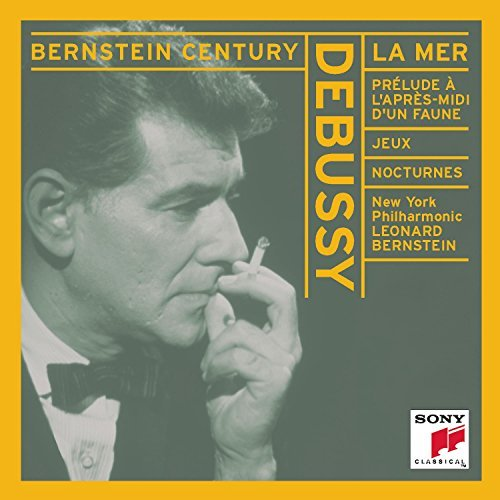 La Mer / Afternoon of a Faun / Two Nocturnes by Debussy (1999-08-02)
