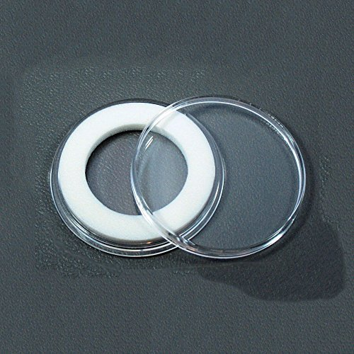 3-air-tite-23mm-white-ring-coin-holder-capsules-for-1-4oz-gold-libertads-by-air-tite
