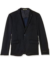 V Dot  Men's Slim Fit Blazer