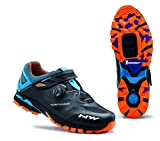 Northwave Spider Plus 2 - Zapatillas - naranja/negro Talla 45 2017