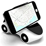 #5: Car Shaped Phone Holder Stand Car Phone Mount, Car Mount, for Any Android Smart Phone (I Phone) for All Car
