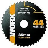 WORX WA5035 WORXSAW 85 mm 44T HSS Blade
