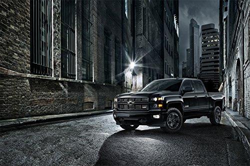 classica-e-pubblicita-muscoli-e-per-auto-chevrolet-silverado-midnight-edition-2015-truck-art-stampa-