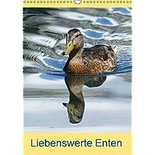 Liebenswerte Enten (Wandkalender 2018 DIN A3 hoch): Ein einzigartiger Entenkalender (Planer, 14 Seiten ) (CALVENDO Tiere) [Kalender] [Apr 07, 2017] Kattobello, k.A.