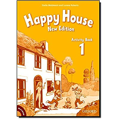 Download Happy House 1 New Edition Activity Book And Multirom Pack Pdf Wainconrrtrttttt
